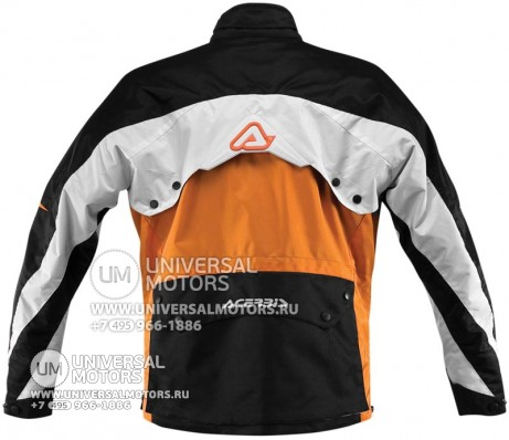 Куртка Acerbis Impact Offroad Jacket 2013 Orange (14322166227292)