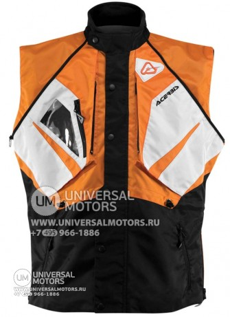 Куртка Acerbis Impact Offroad Jacket 2013 Orange (14322166237292)