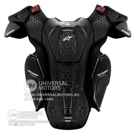 Защита Alpinestars A-8 Chest Protection Vest for BNS (14322172267355)