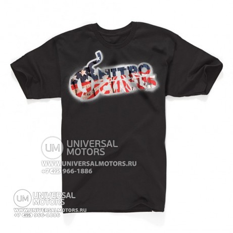 Футболка Alpinestars Classic Spray Tee (14322175967393)