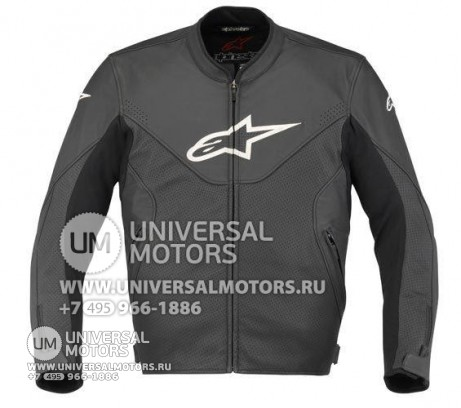 Куртка Alpinestars Indy Leather Jacket (14322179757432)