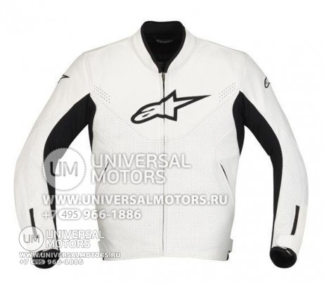 Куртка Alpinestars Indy Leather Jacket (14322179777432)