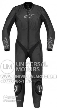 Комбинезон Alpinestars Stella Anouke 1PC Leather Suit (14322185727495)