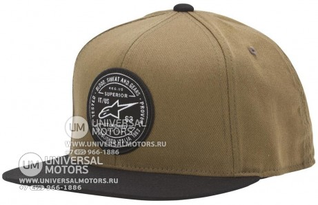 Кепка Alpinestars Workshop Hat (14322190147542)