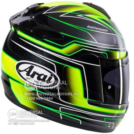 Шлем Arai Chaser V Electric Green (14322190587547)