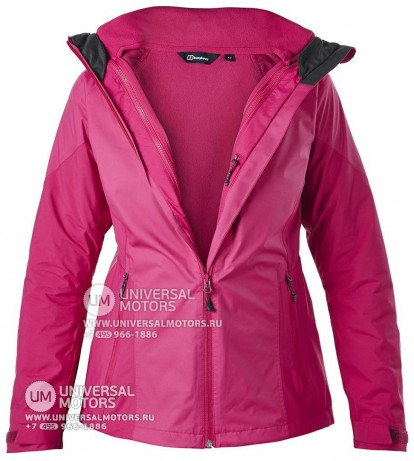 Куртка Berghaus Fastrack 3 in 1 Lady (14322196887618)