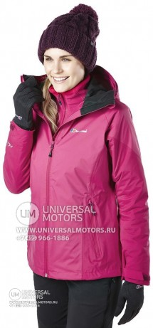 Куртка Berghaus Fastrack 3 in 1 Lady (14322196927618)