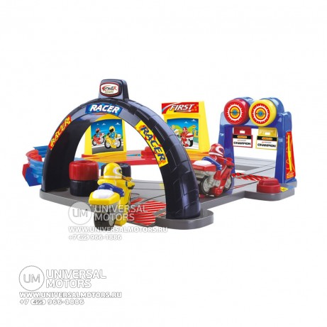 Booster Motorcycle Racetrack (14322213967861)