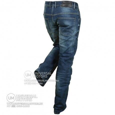 Джинсы Booster Tec Jeans with Kevlar (14322214377866)