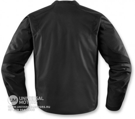 Куртка ICON OVERLORD STEALTH JACKET BLACK (14375730712901)