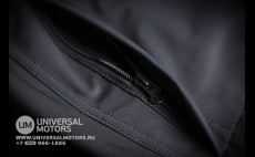Куртка ICON TEAM MERC JACKET BLACK (14376331234115)