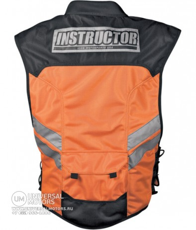 Жилет ICON MIL SPEC MESH VEST ORANGE (1437635979819)