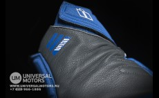Перчатки ICON OVERLORD GLOVE BLUE MENS (14376458199858)