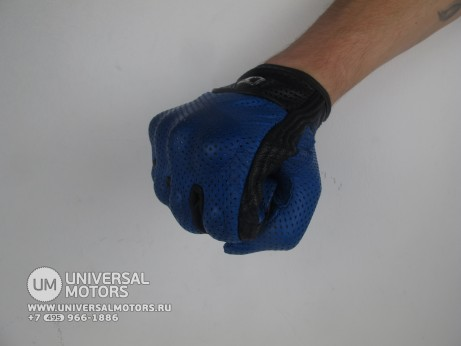 Перчатки ICON PURSUIT GLOVE BLUE (14716756894687)
