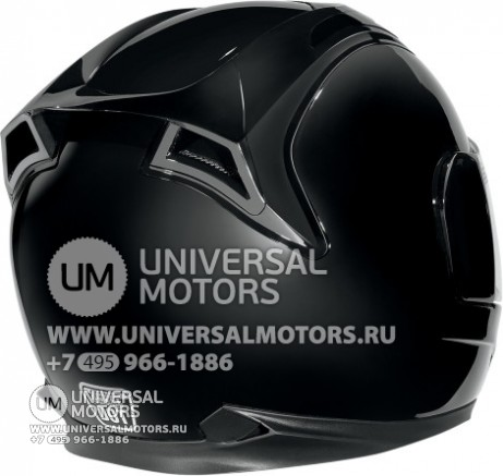 Шлем ICON AIRFRAME SOLID GLOSS BLACK (14356731977956)