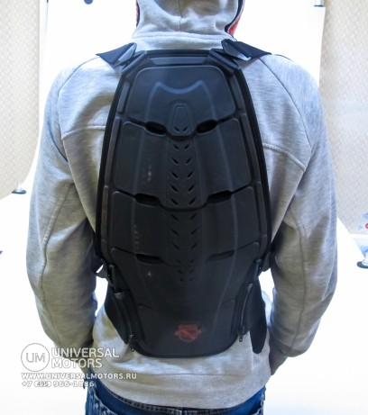 Защита ICON STRYKER CE BACK PROTECTOR (1497620757539)