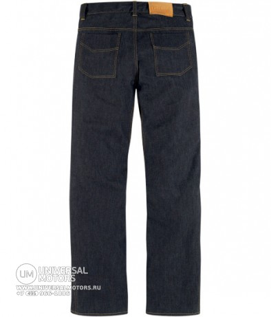 Брюки ICON INSULATED DENIM PANT BLUE (1437731115719)