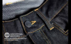Брюки ICON INSULATED DENIM PANT BLUE (14377311874593)