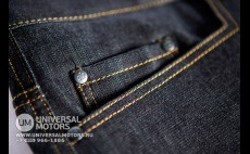 Брюки ICON INSULATED DENIM PANT BLUE (14377311876304)