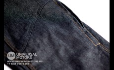 Брюки ICON INSULATED DENIM PANT BLUE (14377311878022)