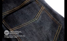 Брюки ICON INSULATED DENIM PANT BLUE (14377311882184)