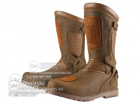 Сапоги Icon 1000 PREP BOOT BROWN (14328042324703)