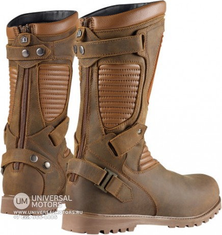 Сапоги Icon 1000 PREP BOOT BROWN (14377358761904)