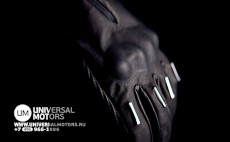 Перчатки ICON HELLA KANGAROO GLOVES BLACK SHORT (14374997820934)