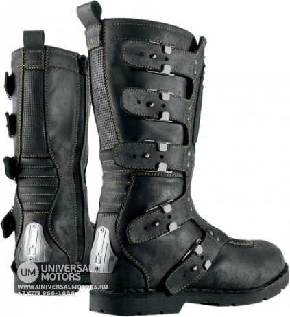 Сапоги ICON 1000 ELSINORE BOOTS BLACK (14375510156613)