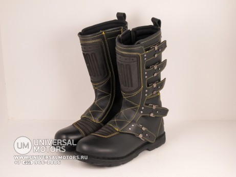 Сапоги ICON 1000 ELSINORE BOOTS BLACK (14645115406444)
