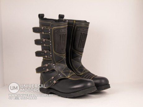 Сапоги ICON 1000 ELSINORE BOOTS BLACK (14645115426912)