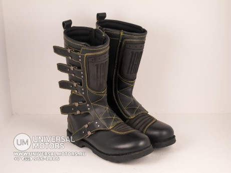 Сапоги ICON 1000 ELSINORE BOOTS BLACK (14645115431639)