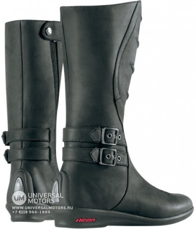 Сапоги ICON SACRED TALL BOOT BLACK (14375514106599)