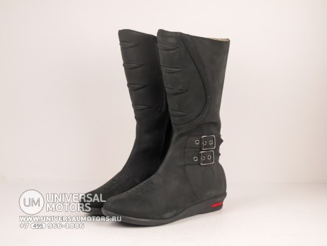 Сапоги ICON SACRED TALL BOOT BLACK (14645115592659)