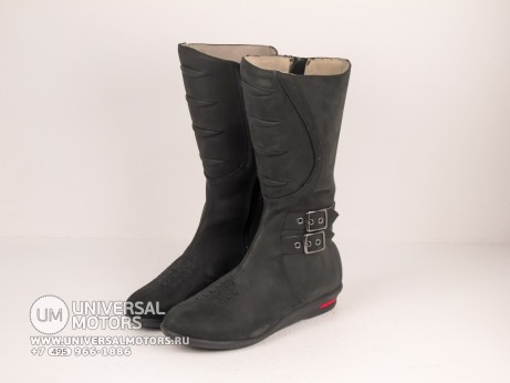 Сапоги ICON SACRED TALL BOOT BLACK (14645115596615)