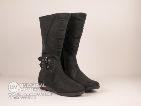 Сапоги ICON SACRED TALL BOOT BLACK (1464511561258)