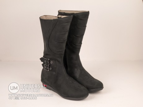 Сапоги ICON SACRED TALL BOOT BLACK (14645115617941)