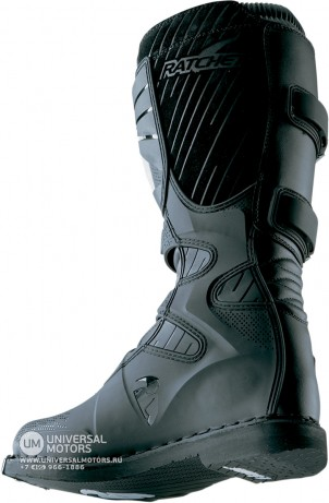 Ботинки Thor RATCHET BLACK BOOT (14380888583932)