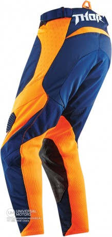 Брюки THOR CORE BEND NAVY/FLO ORANGE PANT (14380101662295)