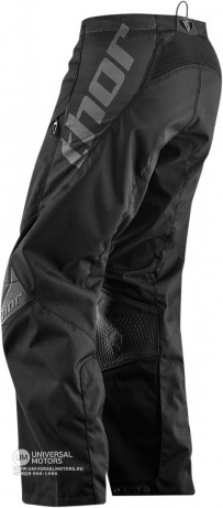 Брюки THOR PHASE OVER THE BOOT BLACK PANT (14380153289922)