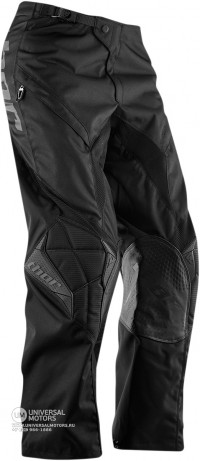 Брюки THOR PHASE OVER THE BOOT BLACK PANT (14380153315221)