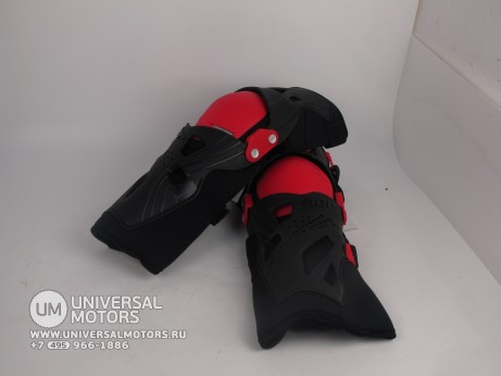 Защита колена THOR FORCE XP KNEE GUARD RED (15065044162113)