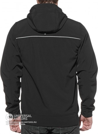 Куртка Thor TRACK WALK JACKET BLACK (14380905316782)