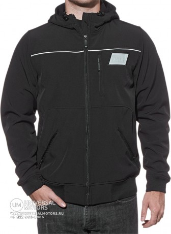 Куртка Thor TRACK WALK JACKET BLACK (14380905319934)