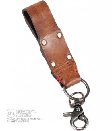 Брелок ICON 1000 BELT LOOP KEYCHAIN BROWN (14379998186147)