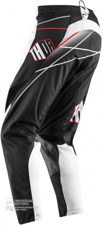 Брюки THOR PHASE PRISM BLACK YOUTH PANT (14381676255981)