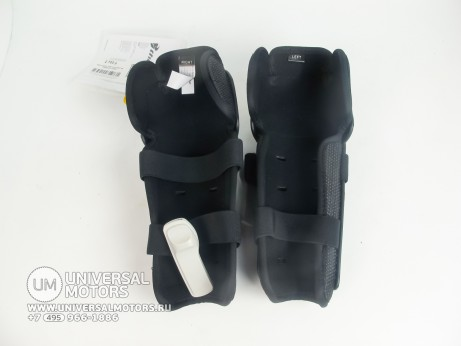 Защита колена THOR YOUTH SECTOR KNEE BLACK GUARD (14925250117862)