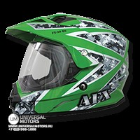 Шлем AFX FX-39 DS Urban Camo GREEN (14423202819971)