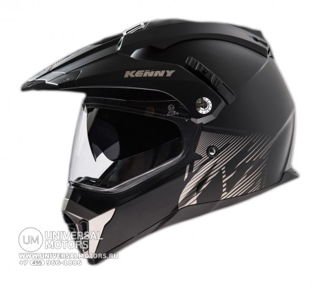 Шлем Kenny HELMET XTR GRAY (14428477674784)