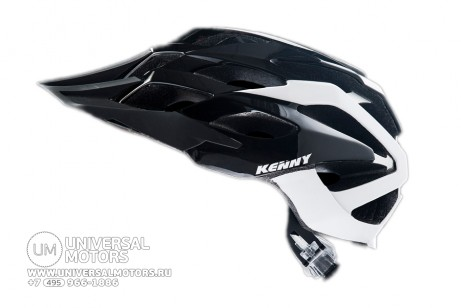 Шлем Kenny HELMET ARROW BLACK (14429991218825)